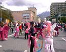 Pink & Silver in Salzburg