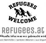 Bannerwerbunb: Refugees.at