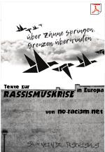 Bannerwerbunb: [krise17] Über Zäune springen - Grenzen überwinden - Broschüre zur Rassismuskrise in Europa