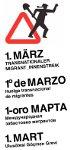 Folder (A4) de / es / ru / tr