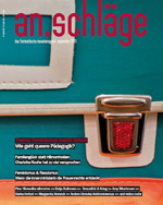 an.schlaege - September 2011 - Cover