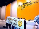 Lufthansa Hauptversammlung 2001