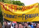 Freiheit für Schubhäftlinge - Schubhaft für Freiheitliche!