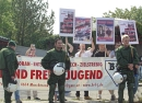 Bund freier Jugend auf Neonazi-Demo in SchwÀbisch-Hall