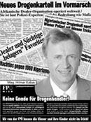 FPÖ-Zeitungsannounce