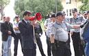 polizei räumt altes akh