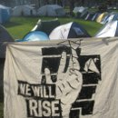 We will rise - Refugee Protest Camp Vienna