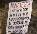 NoS20 - Gegen den Gipfel der Abschottung und sozialen Kontrolle
