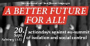A better future for all!