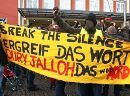 Break the Silence - Ergreift das Wort - Oury Jalloh das war Mord -- Demonstration am 7. Jan 2012 in Dessau