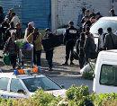 un quartier bouclé, 200 migrants expulsés d'un squat