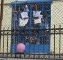 Resistance inside the detention centre