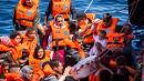 Mittelmeer, 09.06.2017: Such- und Rettungseinsatz der