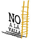 no a la valla
