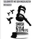 Fluchthilfeprozess - Smash § 114 FPG