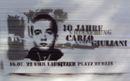 10 Jahre Carlo Giuliani