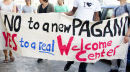No to Pagani - Yes to a real Welcome Centre