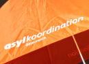 asylkoordination österreich - Ausschnitt Regenschirm für den European Umbrella March 2012