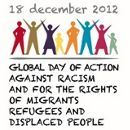 18 december 2012 - global day of migrants action