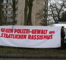 Gegen Polizeigewalt und staatlichen Rassismus, Foto von Björn Kietzmann