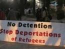 Demonstration in Patras, 29. Jan 2008