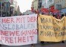 Her mit der globalen Bewegungsfreiheit - Demonstration am 1. März 2011 in Wien