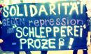 Solidarität gegen Repression im