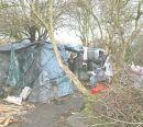 noborder camp - Calais 2009