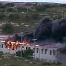 Internierungslager auf Lampedusa - wie es brennt