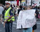 'Stop Deportation' - Foto von Heiko Kilian Kupries