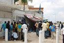 18.Juni 2009 vor dem UNHCR Buero in Rabatt