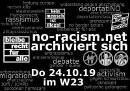 no-racism.net archiviert sich!