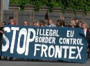 Protest against Frontex, Copenhagen, 04. Jun 2010