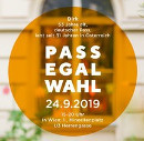 Pass Egal Wahl 2019