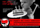 antifaschistische Demo gegen Olympia