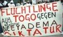 Gegen die Diktatur in Togo!