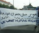 we want human rights