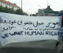 we want human rights