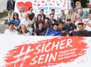 Klosterneuburg hilft - Teil der Kampagne #SicherSein - Engagiert gegen Abschiebungen nach Afghanistan