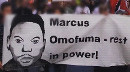 Marcus Omofuma - Rest in Power!