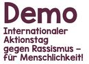 Demo #M18: Internationaler Aktionstag gegen Rassismus