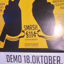 Smash §114 FPG! Demo am 18. Oktober 2014 in Wien