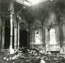 Zerstörten Türkischer Tempel