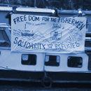 Solidarität mit den Fischern, Hamburg, 7. August 2007