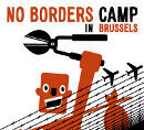 Noborder Camp Brussels 2010