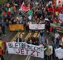 Demonstration mit 3000 Teilnehmer_innen am 13. Sep 2008 in Bern