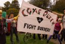 come queer - fight borders