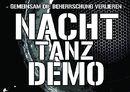 Nacht-Tanz-Demo Wien 31.10.2013