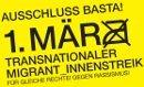 1. März - transnationaler Migrant_innenstreik