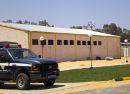 Neu in Betrieb genommenes, EU-finanziertes Lager in Lybien